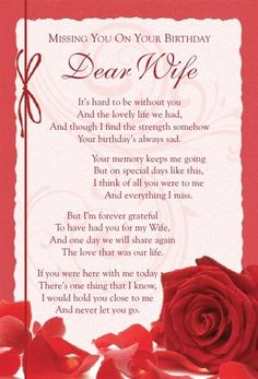 Ideas for quotes happy birthday wife Happy Birthday Wife Quotes, Birthday In Heaven Quotes, Happy Birthday Cards Images, Birthday Wishes For Wife, Romantic Birthday Wishes, Happy Birthday In Heaven, Birthday Prayer, Boyfriend Birthday Quotes, Anniversary Quotes For Wife
