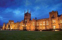 Queen's University in Belfast, Ireland