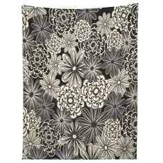 Andrea Victoria Moderne Blooms Tapestry | DENY Designs Home Accessories