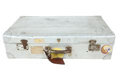 Vintage Aluminum Suitcase...you know you want one!