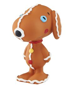 Take a look at this Peanuts Gingerbread Bowwow Snoopy Figurine today!