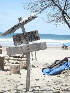 Legian Beach by cescabil