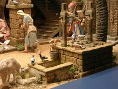 álbumes de fotos Christmas Nativity Scene, Christmas Villages, Nativity Scenes, Department 56 Christmas Village, Fontanini Nativity, Christmas Village Accessories, Christmas Material, Ramadan Decorations, Fairy Houses