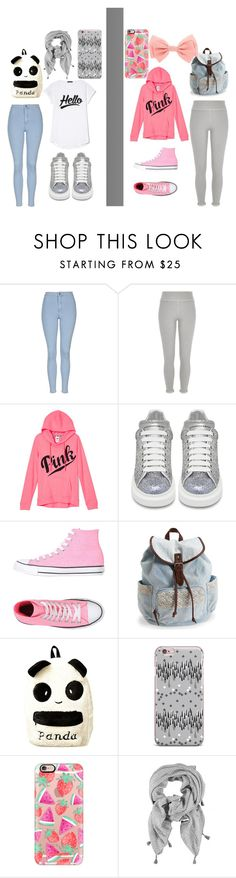 """""""Left or Right?"""" by sparklestache on Polyvore featuring Topshop, River Island, Alexander McQueen, Converse, Aéropostale and Casetify"""