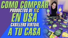 COMO COMPRAR PRODUCTOS DE TLC TOTAL LIFE CHANGES  EN USA Y ENVIARLOS A C... Comic Books, Instagram, Cover, Life, Shopping, Lockers, Loosing Weight, Weights, Products