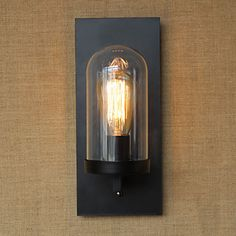 40W 110-220V American Country Style Living Room Pastoral Aisle Warehouse Industry Bedside Bar Decorative Wall Sconce 4614409 2016 – $65.99