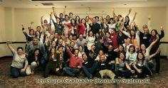 Primer Grupo de Graduados Taller Discovery Guatemala