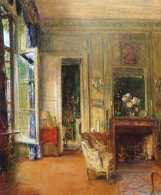 Walter Gay, Salon in the Apartment of G.