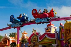 Port Aventura - Theme Park near Barcelona -