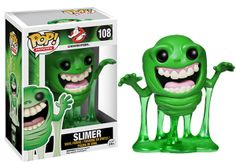 Slimer from the Funko POP! Ghostbusters Collection
