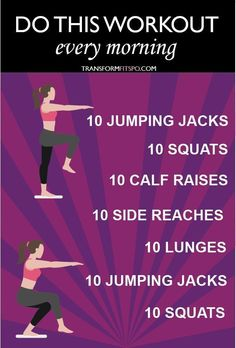 Repin and share if you loved this workout! Full info in the post!