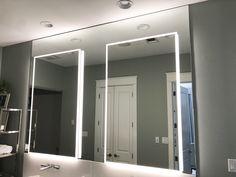 Luna Mirrors on top of Plain Mirror
