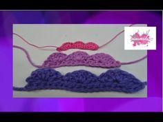 YouTube Manta Crochet, Crochet Necklace, Diy, How To Make, Internet, Youtube, Crochet Toddler, Crochet Edgings, How To Knit