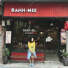 Banh Mee - 18 Ấu Triệu Hoàn Kiếm Hà Nội. Photo by @zunidore  #ncchanoi #nccchuphinh #nhacuacoffeeholic by nhacuacoffeeholic