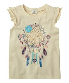 take a look at this vanilla dream catcher tee infant toddler by ruum on