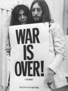 Cuando el gobierno de EEUU le declaró la guerra al pacifista John Lennon - Cuaderno de Historias