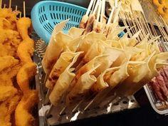 טיילתי בסין וצילמתי מאכלים במסעדות ובשווקים