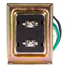 16v Doorbell Transformer In 2020 Doorbell Transformer Wired Door Bell Hampton Bay