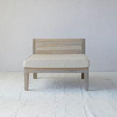 Slatted Teak Chair