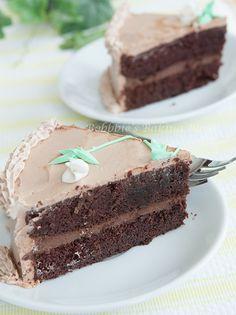 Belgium Chocolate Cake  I am so making this!
