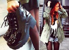 Botas cómodas y combinables