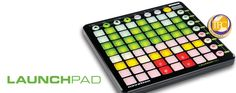Novation Launchpad - the Ableton Live #midi #controller Get your #audio done.
