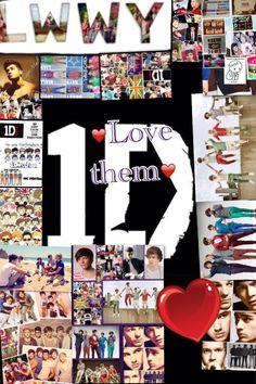 Love u 1D