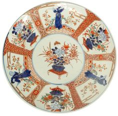 Buy online, view images and see past prices for Large Japanese Imari charger, typical floral. Invaluable is the world's largest marketplace for art, antiques, and collectibles. View Image, Worlds Largest, Charger, Past, Auction, Japanese, Antiques, Floral, Antiquities