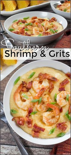 Serve up a Southern breakfast staple. Our shrimp and grits are just perfect!