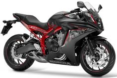 2017 sees Honda CB650F naked sports and CBR650F sportsbike in new colour schemes - from RM44,730