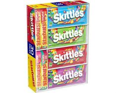Enter to Win a Skittles Starburst, Fruity Candy Variety Box - Ends February 6th at Midnight