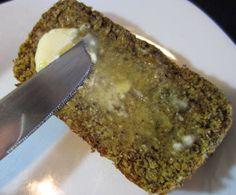 Savory Garlic Sage Pumpkin Bread