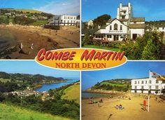 Combe Martin, North Devon. #CombeMartin #NDevon #NorthDevon #Devon