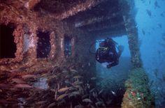 Mergulho no VICTORY 8B - Guarapari - foto Atlantis