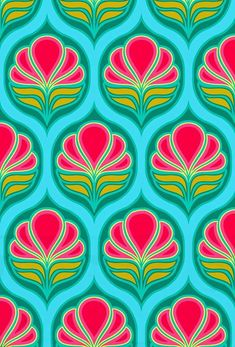 56 new Ideas for art nouveau design illustration backgrounds design art 847380486121027503 Motifs Art Nouveau, Motif Art Deco, Art Nouveau Design, Design Art, Art Nouveau Pattern, Motif Design, Motifs Textiles, Textile Patterns, Textile Prints