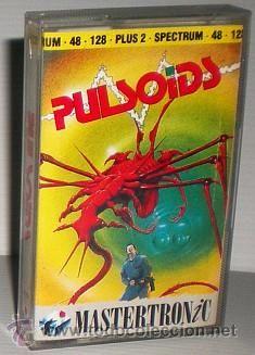 Pulsoids [Mastertronic] 1988 [ZX Spectrum] Pulsoid