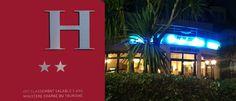 Création du site Internet de l'hôtel CASTEL MOOR au Croisic, en Loire-Atlantique