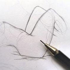 Mini Drawings, Dark Art Drawings, Sexy Drawings, Pencil Art Drawings, Art Drawings Sketches, Small Canvas Art, Diy Canvas Art, Body Image Art, Body Drawing