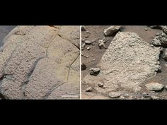 """""""Ancient Mars could have supported living microbes"""" - news from NASA and Curiosity Rover today"""