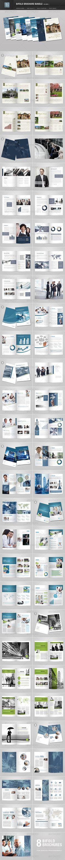 Bifold Brochure Bundle   Volume 1 - GraphicRiver Item for Sale
