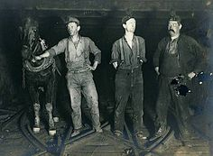 Of coal mines and methane.