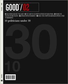 cover design | GOOD