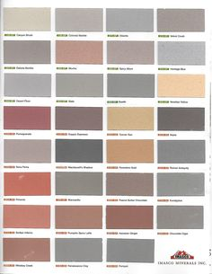 Lahabra color chart home exteriors pinterest colour chart stucco colors and exterior colors for Benjamin moore exterior paint color chart