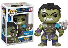 Extra Informations Funko POP Marvel: Thor – Hulk- Walmart Exclusive for Christmas Gifts Idea Sales Funk Pop, Funko Pop Marvel, Pop Vinyl Figures, Univers Marvel, Funko Pop Dolls, Funko Toys, Pop Figurine, Otaku, Culture Pop