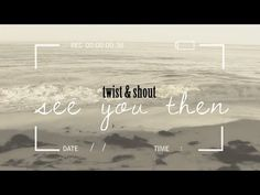 Twist and Shout || See you then. {Destiel} - YouTube. I swear I almost died