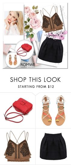 """Untitled #21"" by elmina-h ❤ liked on Polyvore featuring Silvana, River Island, Sephora Collection and Karlsson"