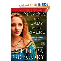 Putting on my to read list...I love Philippa Gregory's books.