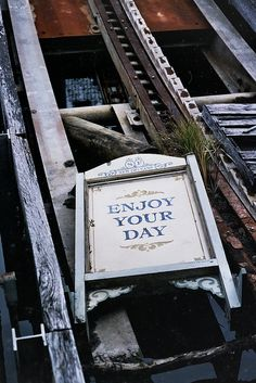 Enjoy Your Day at Abandoned Six Flags of New Orleans