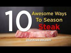 10 Fancy Steak Rubs and Marinades That Go Beyond Salt and Pepper