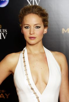 Jennifer Lawrence stunned at the afterparty for the Mockingjay world premiere